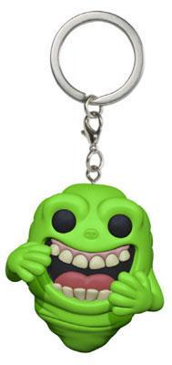 x_fk39492 Ghostbusters Funko Pocket POP! Kulcstartó – Slimer 4 cm Ghostbusters Pocket POP! Vinyl Keychain Slimer 4 cm