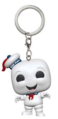 x_fk39493 Ghostbusters Funko Pocket POP! Kulcstartó – Stay Puft 4 cm Ghostbusters Pocket POP! Vinyl Keychain Stay Puft 4 cm
