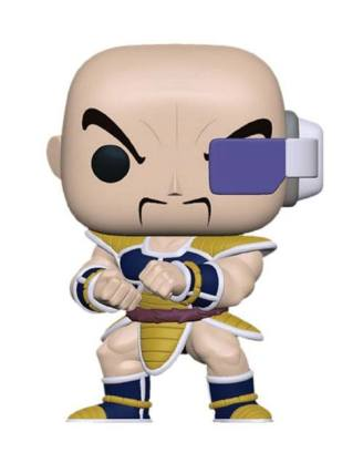 x_fk39696 Dragon Ball Z Funko POP! Figura - Nappa 9 cm