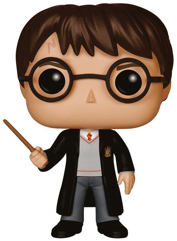 x_fk5858 Harry Potter Funko POP! Figura - Harry Potter 10 cm Harry Potter POP! Movies Vinyl Figure Harry Potter 10 cm