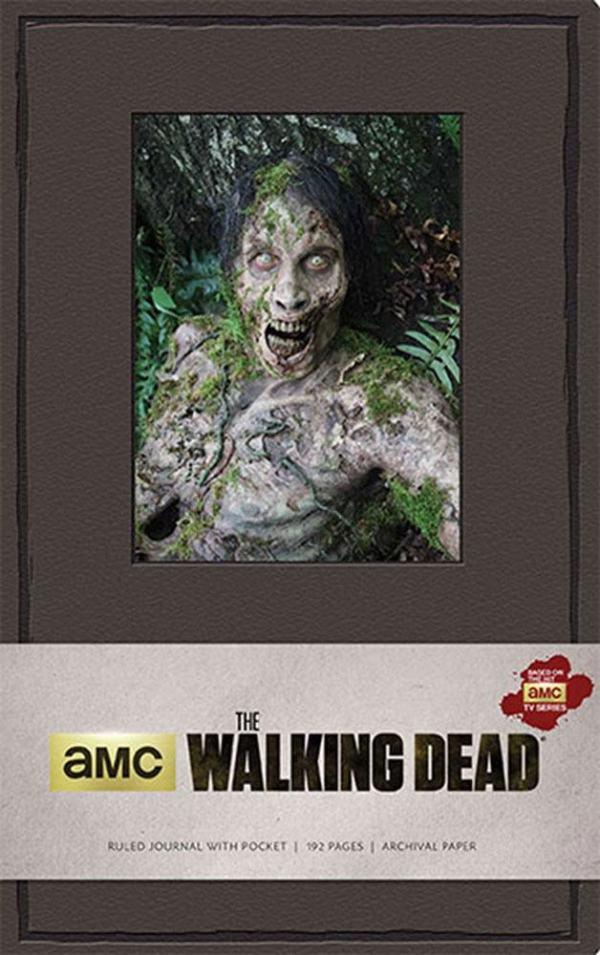 x_isc87609 The Walking Dead Hardcover Jegyzetfüzet - Ruled Journal Walkers