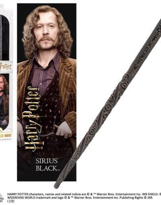 x_nob6326 Harry Potter PVC Wand Replica - Sirius Black varázspálcája 30 cm