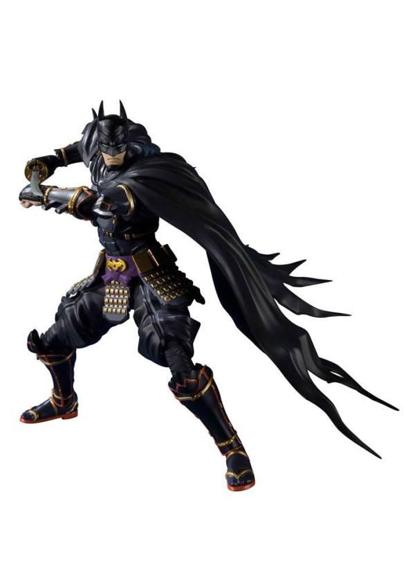 x_btn25918-3 Batman Ninja S.H. Figuarts Akciófigura - Ninja Batman 16 cm