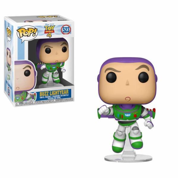 x_fk37390 Toy Story 4 Funko Disney POP! figura - Buzz Lightyear 9 cm