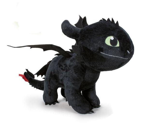 x_pbp760017686 How to Train Your Dragon 3 plüss - Toothless/Fogatlan 60 cm