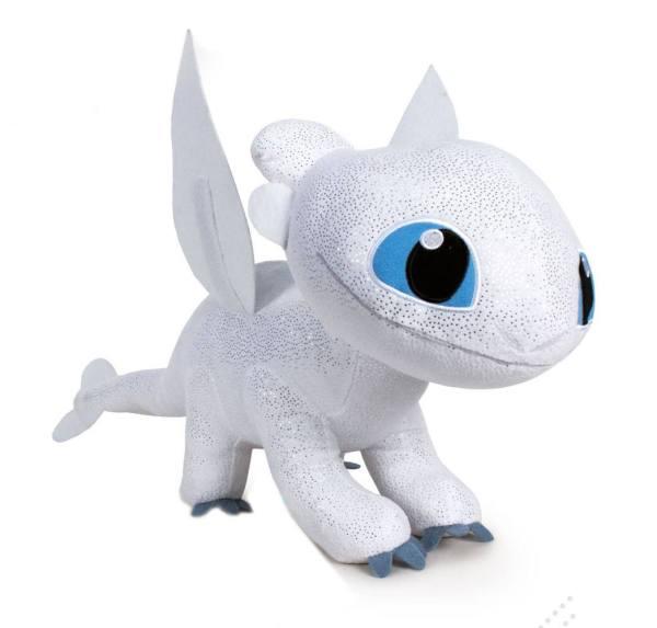 x_pbp760017687 How to Train Your Dragon 3 plüss - Light Fury 60 cm