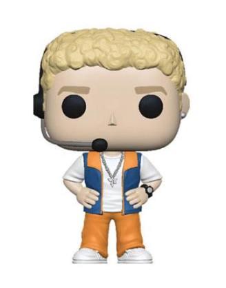 d_fk34538 NSYNC Funko POP! Rocks Figura - Justin Timberlake 9 cm