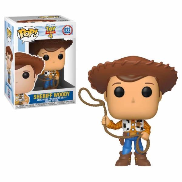 x_fk37383 Toy Story 4 Funko POP! figura - Woody 9 cm
