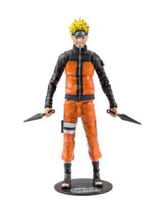 x_mcf10271-0 Naruto Shippuden Color Tops Akciófigura - Naruto 18 cm