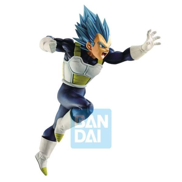 x_banp85190 Dragonball Super Z-Battle PVC Szobor - Super Saiyan God Super Saiyan Vegeta