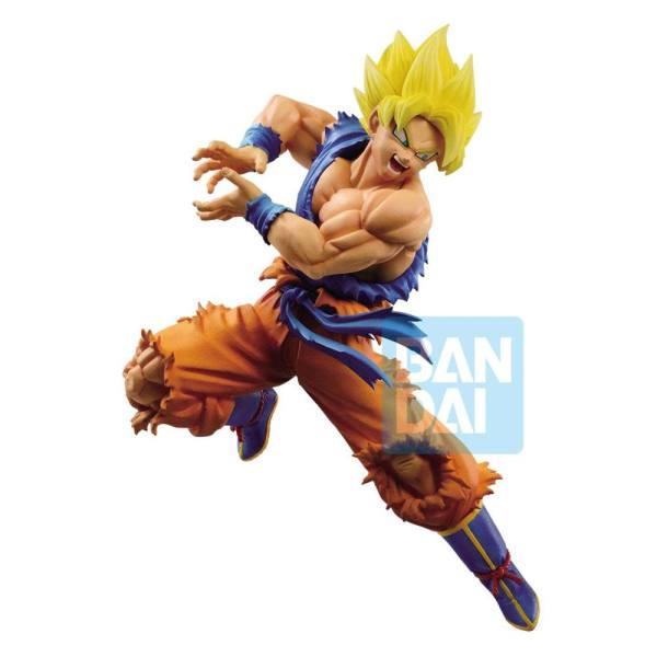 x_banp85191 Dragonball Super Z-Battle PVC Szobor - Super Saiyan Son Goku