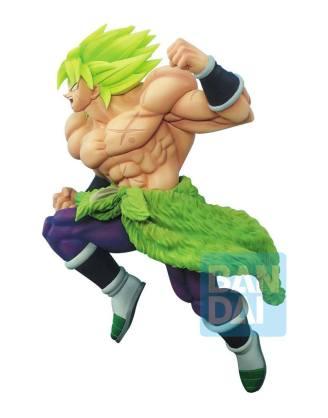 x_banp85194 Dragonball Super Z-Battle PVC Szobor - Super Saiyan Broly Full Power 19 cm