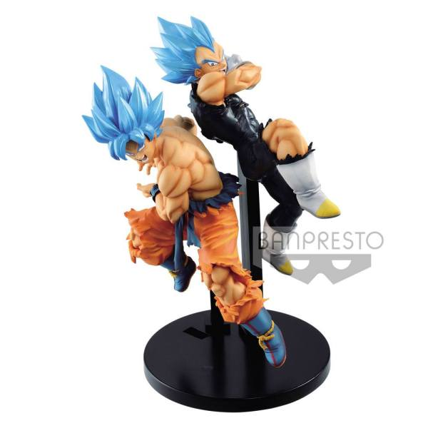 x_banp85631 Dragonball Super Tag Fighters PVC Szobor - Son Goku 17 cm