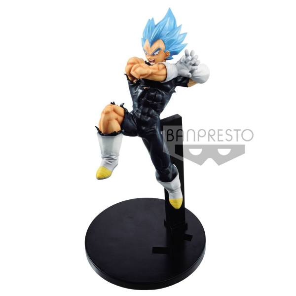 Dragonball Super Tag Fighters PVC Szobor - Vegeta 17 cm