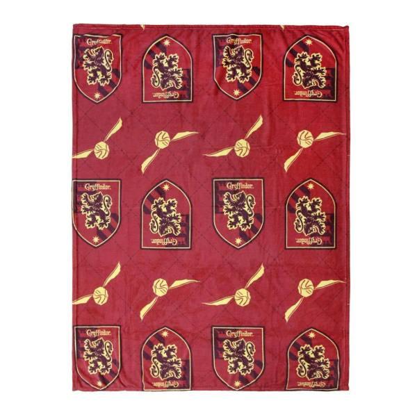 x_crd2200004520 Harry Potter pléd - Griffendél/Gryffindor 120 x 160 cm