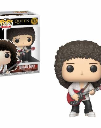 x_fk33720 Queen Funko POP! Rocks Figura - Brian May 9 cm