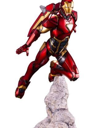 x_ktomk284 Marvel Universe ARTFX Premier PVC Statue 1/10 Iron Man 25 cm