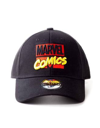 Marvel Comics 3D Embroidery Logo Baseball sapka