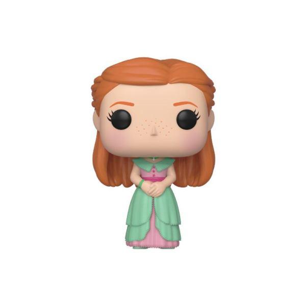 Harry Potter Funko POP! Figura - Ginny (Yule) 9 cm