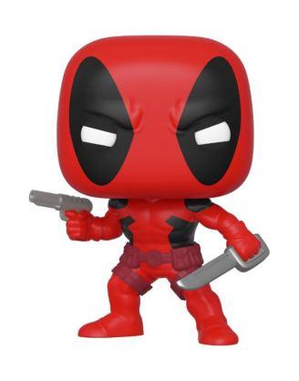 Marvel 80th POP! Marvel Vinyl Figure Deadpool (First Appearance) 9 cm