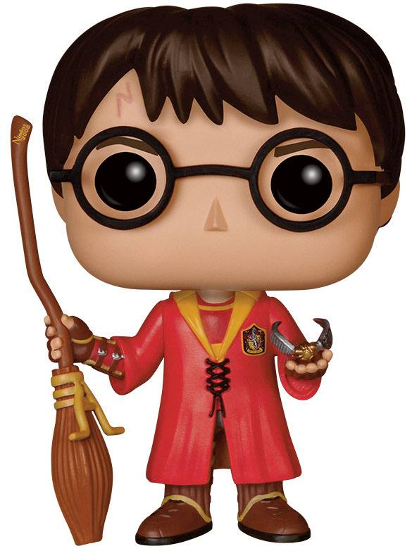 Harry Potter Funko POP! Figura - Harry Potter Quidditch 9 cm