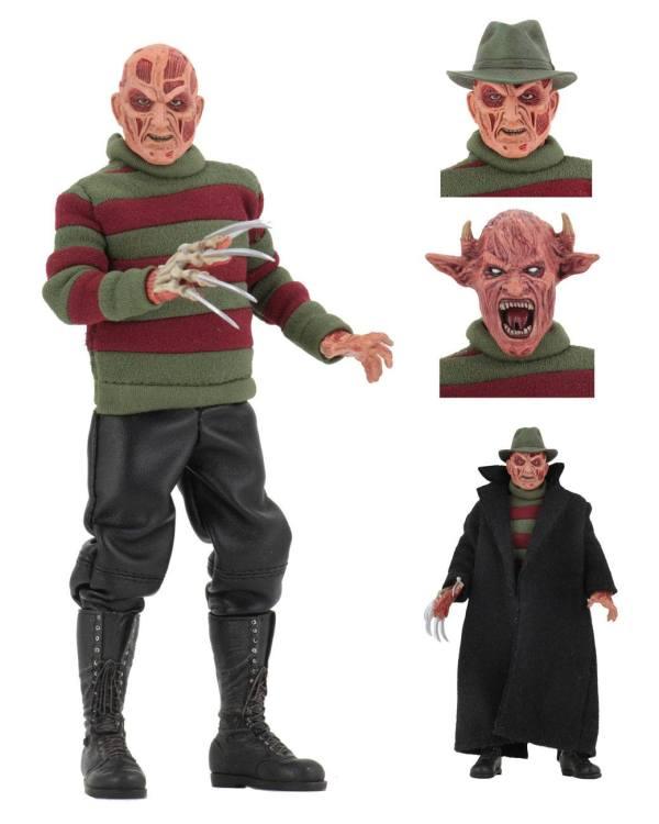 Wes Craven's New Nightmare Retro Akciófigura - Freddy Krueger 20 cm