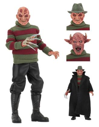Wes Craven's New Nightmare Retro Akciófigura - Freddy Krueger 20 cm