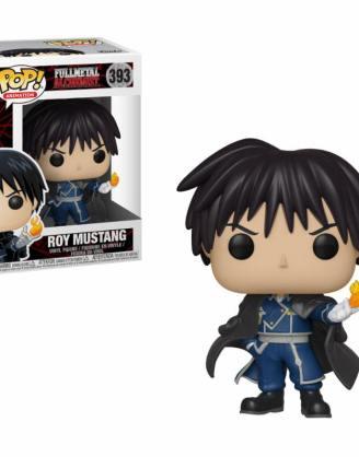 Fullmetal Alchemist Funko POP! Figura - Roy Mustang 9 cm