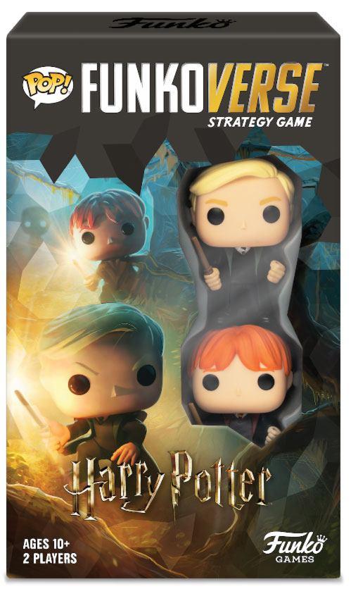 x_fk42644 Harry Potter Funkoverse társasjáték 2 Character Expandalone *English Version*