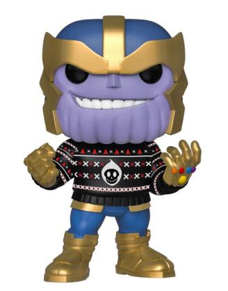 Marvel Holiday Funko POP! Figura – Thanos 9 cm