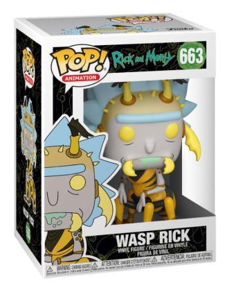 Wasp Rick 9 cm