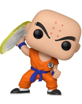Krillin w/ Destructo Disc