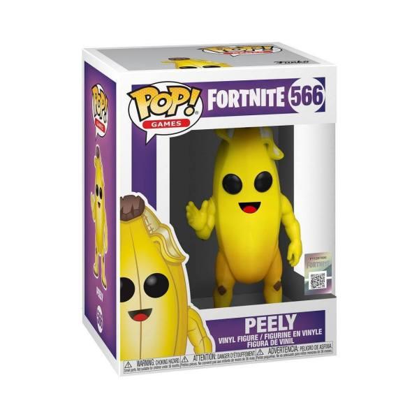 x_fk44729 Fortnite POP! Games Vinyl Figure Peely 9 cm