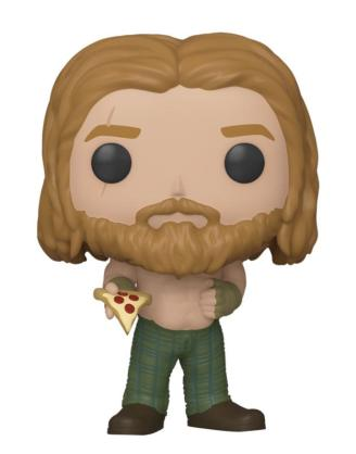 Avengers: Endgame Funko POP! Figura - Thor w/Pizza 9 cm