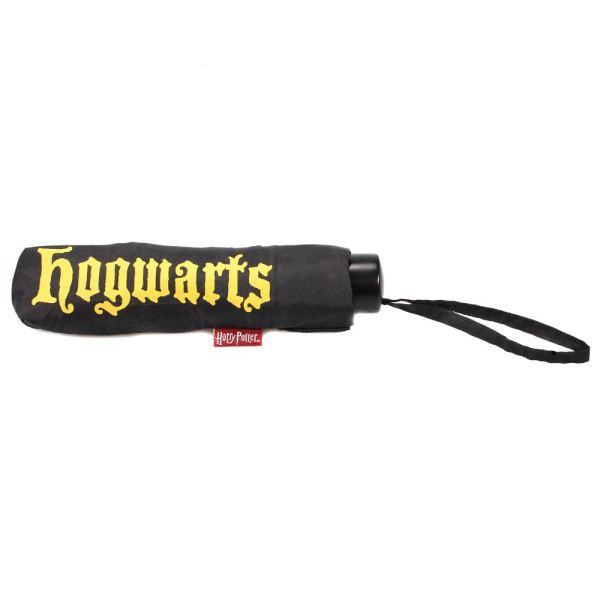 x_hmb-umbrhp09 Harry Potter Színváltós esernyő Hogwarts Slogan