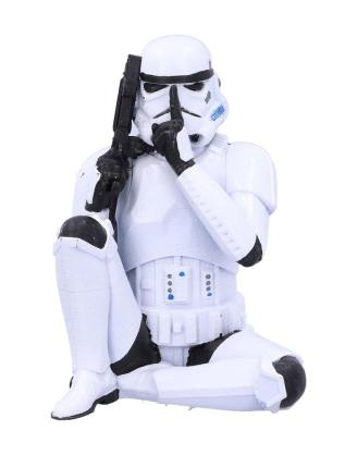 Original Stormtrooper Figura - Speak No Evil Stormtrooper 10 cm