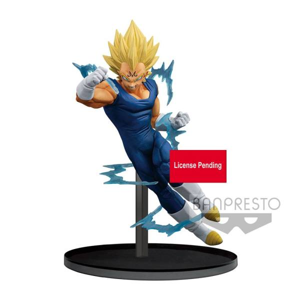 Dragon Ball Z Dokkan Battle PVC Szobor - Majin Vegeta 14 cm