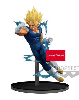 Dragon Ball Z Dokkan Battle PVC Szobor - Majin Vegeta 14 cm