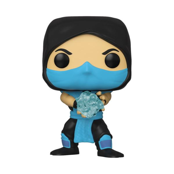 x_fk45109 Mortal Kombat Funko POP! Figura – Sub-Zero 9 cm