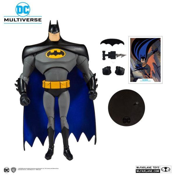Batman: The Animated Series Akciófigura - Batman 18 cm
