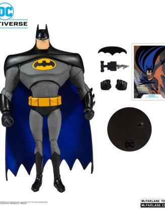 Batman: The Animated Series Akciófigura - Batman 18 cm