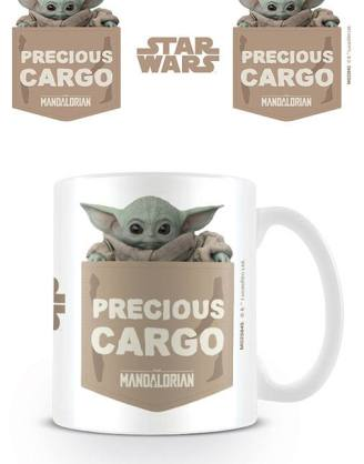 Star Wars The Mandalorian Bögre - Precious Cargo