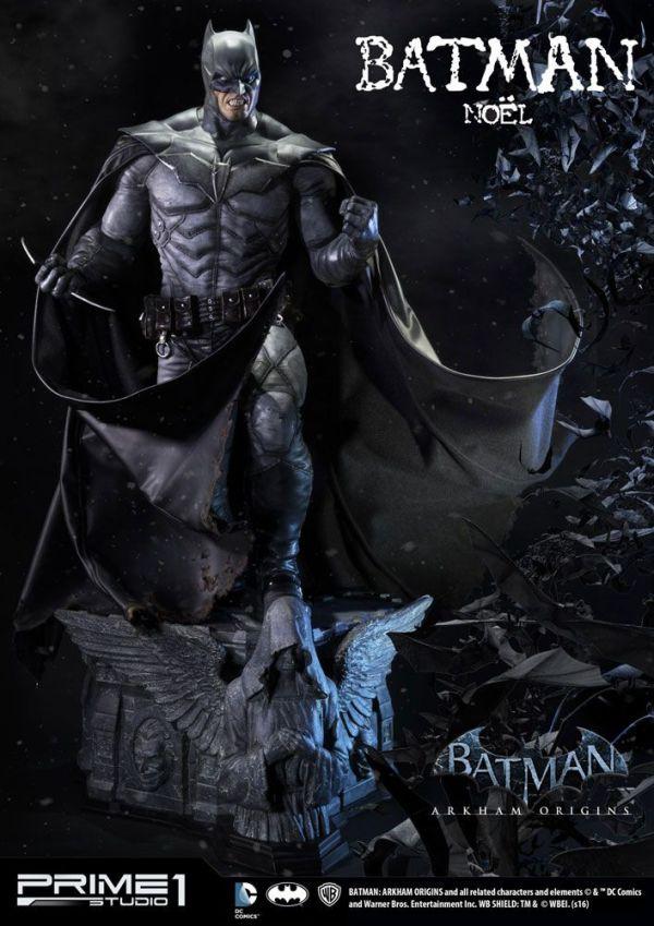 Batman Arkham Origins 1/3 Szobor - Batman Noel Exclusive Ver. 76 cm