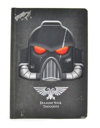 x_hmb-nba5wr02 Warhammer A5 Jegyzetfüzet - Space Marine