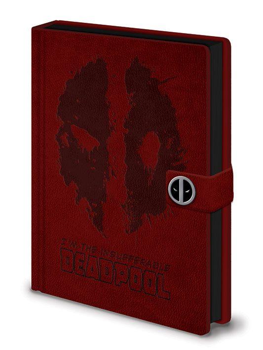 Marvel Comics Premium A5 Jegyzetfüzet - Deadpool