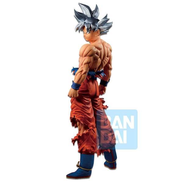 Dragon Ball Super Ichibansho PVC Szobor - Son Goku Ultra Instinct (Extreme Saiyan) 30 cm