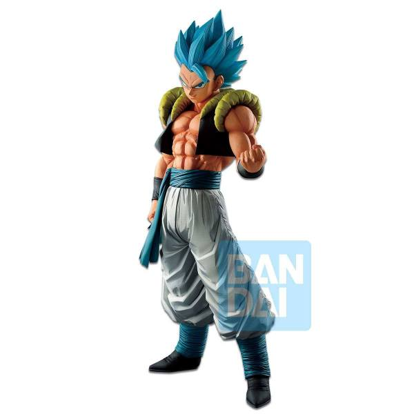 Dragon Ball Super Ichibansho PVC Szobor - Super Saiyan God SS Gogeta (Extreme Saiyan) 30 cm