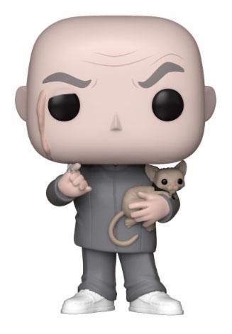 Austin Powers Funko POP! Movies Figura - Dr. Evil 9 cm
