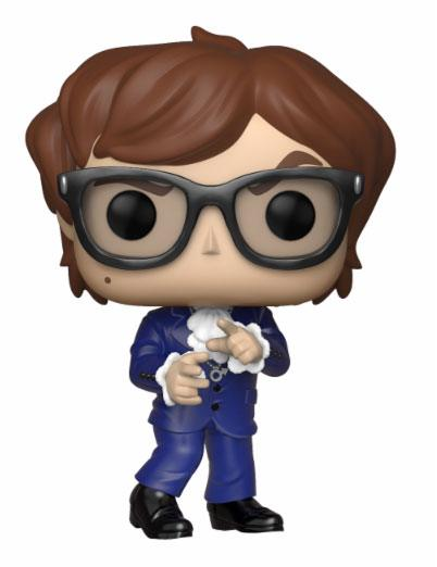 Austin Powers Funko POP! Movies Figura - Austin Powers 9 cm