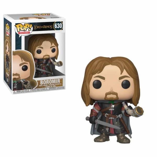 Lord of the Rings Funko POP! figura - Boromir 9 cm